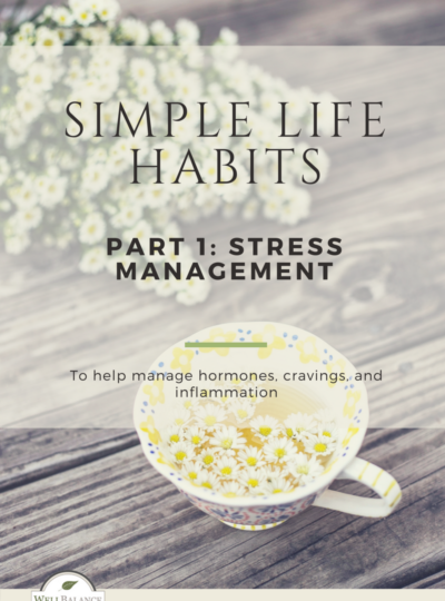 SIMPLE LIFE HABITS Part 1: Stress Management