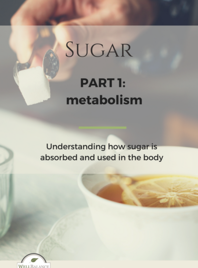 Sugar Part 1: Metabolism