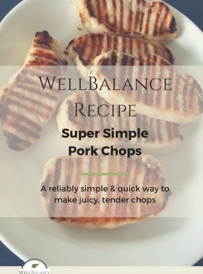 Super Simple Pork Chops