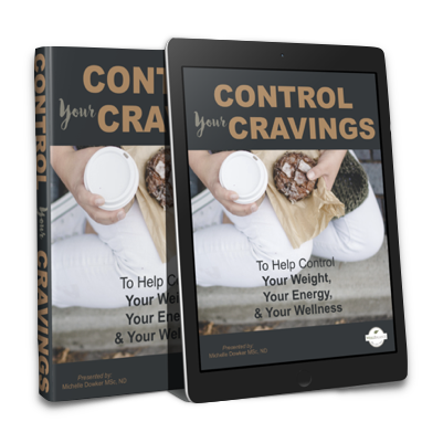 Control Your Cravings ebook + e-course