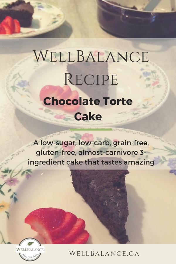 Chocolate Torte Cake