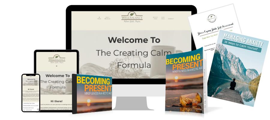 Creating Calm Formula