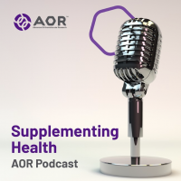 Michelle Dowker on AOR Supplementing health podcast