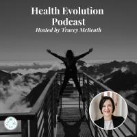 Michelle Dowker on health evolution podcast
